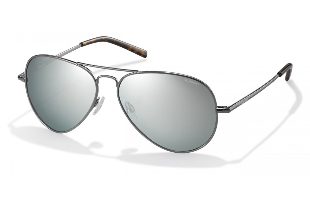 Очки Polaroid PLD1017-S-6LB-JB (PLD1017-S-6LB-58-JB) (Солнцезащитные очки унисекс)