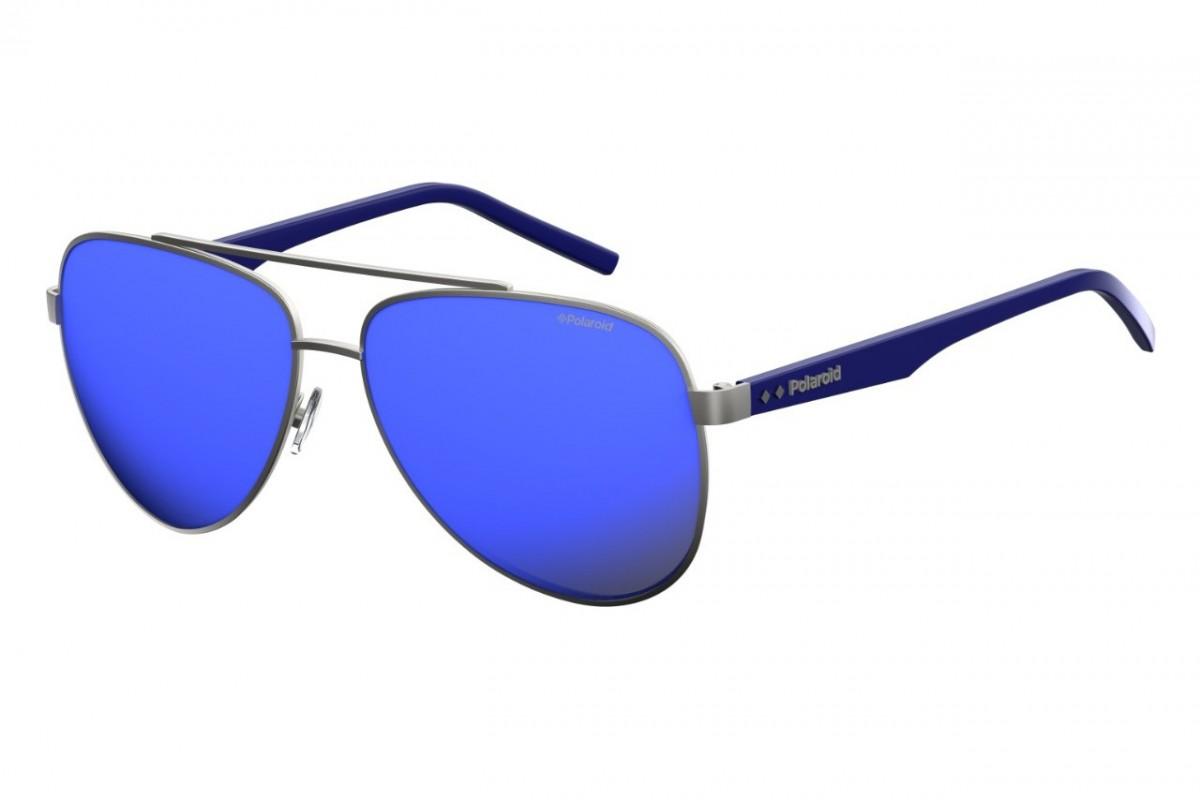Очки Polaroid PLD2043-S-R80-61-5X (Солнцезащитные мужские очки)