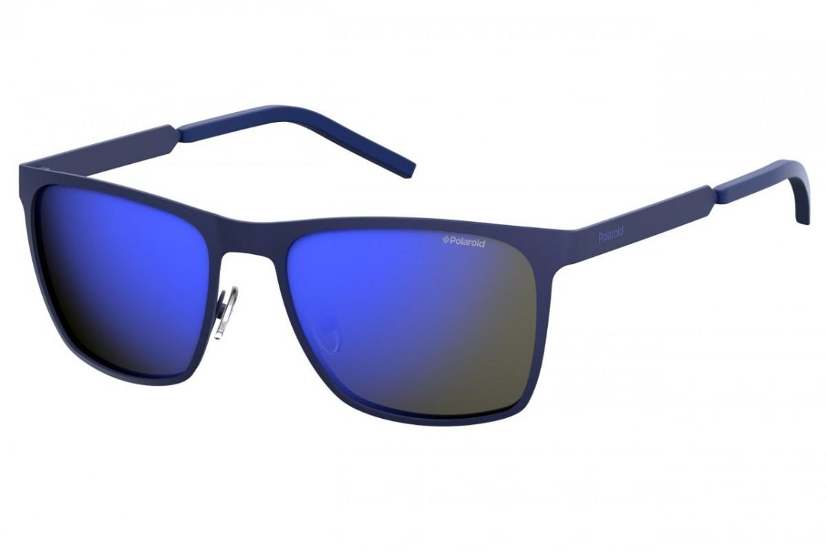 Очки Polaroid PLD2046-S-RCT-57-5X (Солнцезащитные мужские очки)