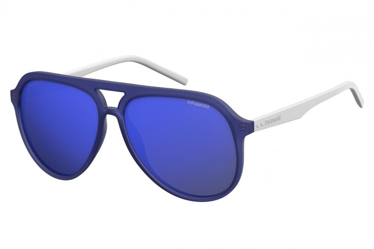 Очки Polaroid PLD2048-S-RCT-59-5X (Солнцезащитные мужские очки)