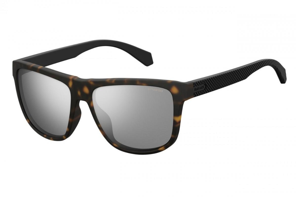 Очки Polaroid PLD2057-S-N9P-57-EX (Солнцезащитные мужские очки)