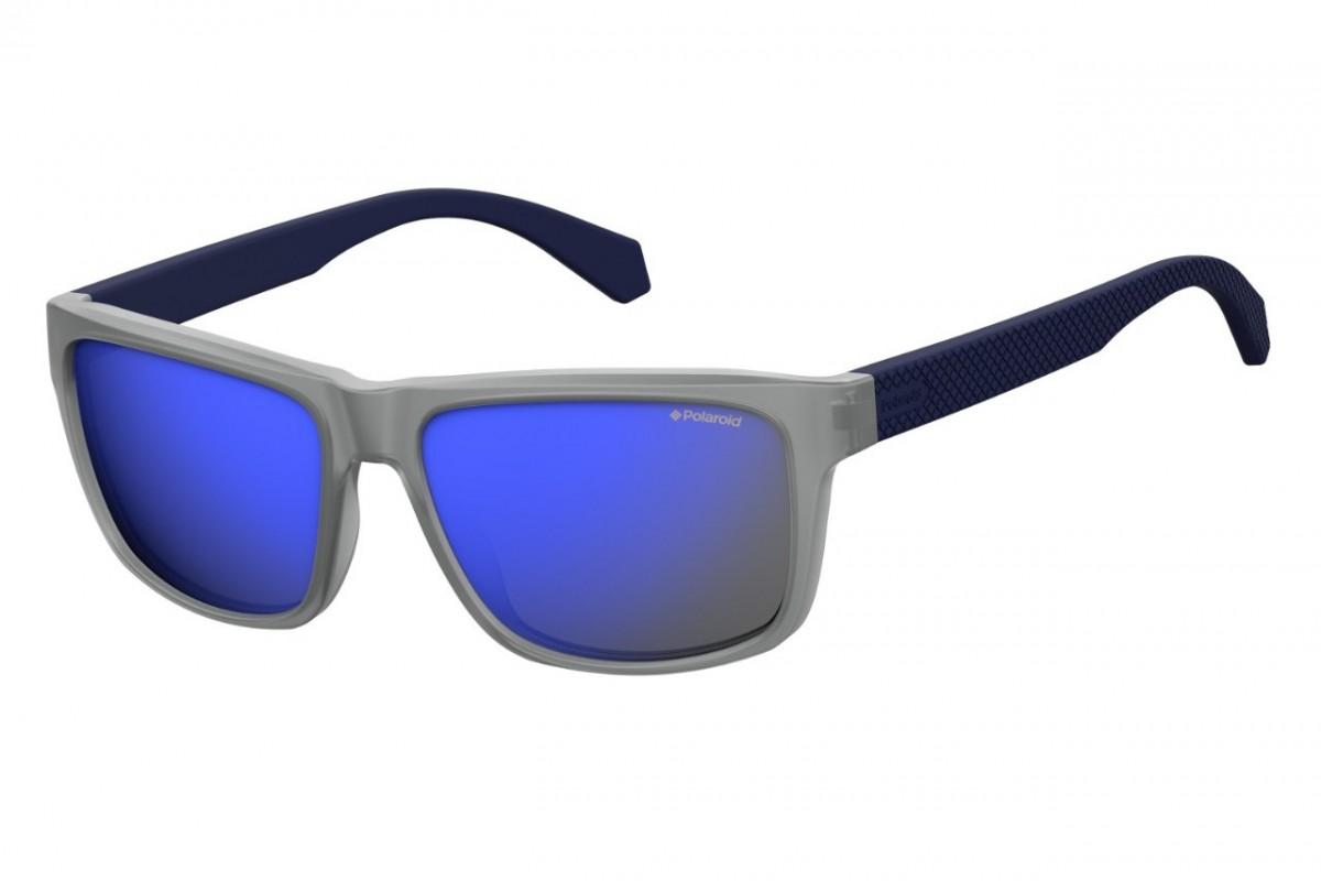 Очки Polaroid PLD2058-S-RCT-55-5X (Солнцезащитные мужские очки)