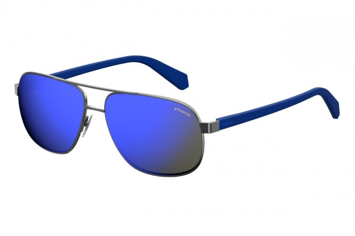 Очки Polaroid PLD2059-S-KJ1-60-5X (Солнцезащитные мужские очки)