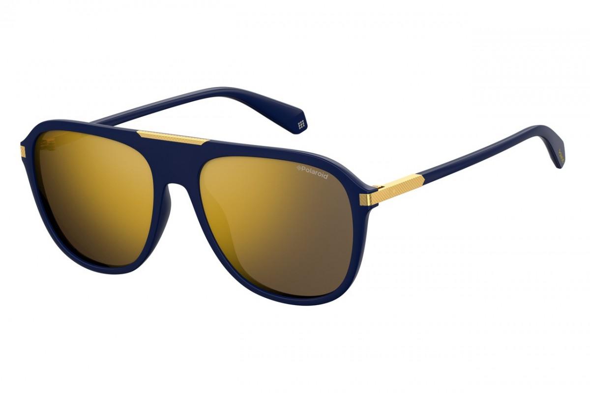 Очки Polaroid PLD2070-S-X-PJP-58-LM (Солнцезащитные мужские очки)