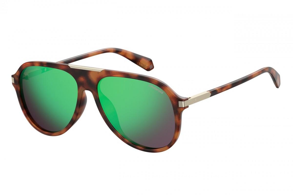 Очки Polaroid PLD2071-G-S-X-086-60-5Z (Солнцезащитные мужские очки)