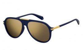Очки Polaroid PLD2071-G-S-X-PJP-60-LM (Солнцезащитные мужские очки)