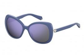 Очки Polaroid PLD4063-S-X-PJP-56-MF (Солнцезащитные женские очки)