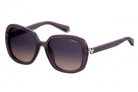 Очки Polaroid PLD4064-F-S-X-B3V-57-Z7 (Солнцезащитные женские очки)