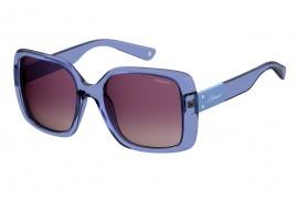 Очки Polaroid PLD4072-S-PJP-55-JR (Солнцезащитные женские очки)
