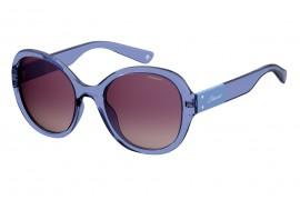 Очки Polaroid PLD4073-S-PJP-55-JR (Солнцезащитные женские очки)