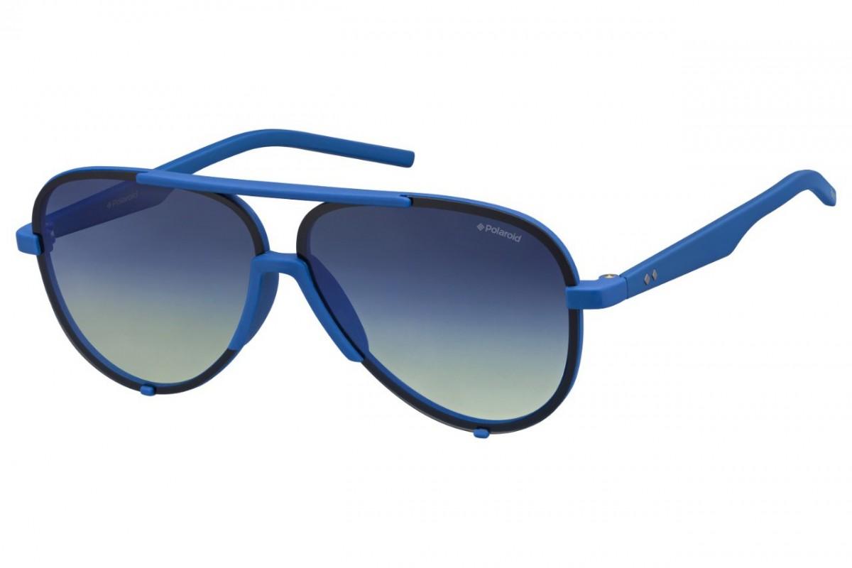 Очки Polaroid PLD6017-S-ZDI-60-PW (Солнцезащитные очки унисекс)