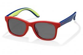 Детские очки Polaroid PLD8001-S-T21-48-Y2, возраст: 4-7 лет