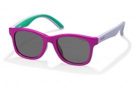 Детские очки Polaroid PLD8001-S-T37-Y2 (PLD8001-S-T37-48-Y2), возраст: 4-7 лет