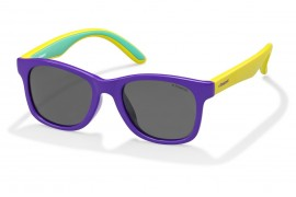 Детские очки Polaroid PLD8001-S-T39-Y2 (PLD8001-S-T39-48-Y2), возраст: 4-7 лет