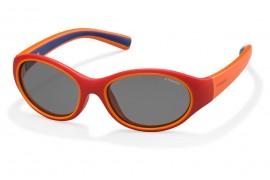 Детские очки Polaroid PLD8002-S-T3L-50-Y2, возраст: 4-7 лет