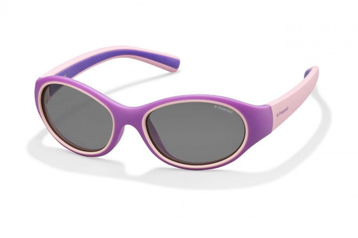 Детские очки Polaroid PLD8002-S-T49-50-Y2, возраст: 4-7 лет