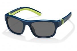 Детские очки Polaroid PLD8003-S-PUV-Y2 (PLD8003-S-PUV-52-Y2), возраст: 4-7 лет