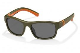Детские очки Polaroid PLD8003-S-T12-Y2 (PLD8003-S-T12-52-Y2), возраст: 4-7 лет