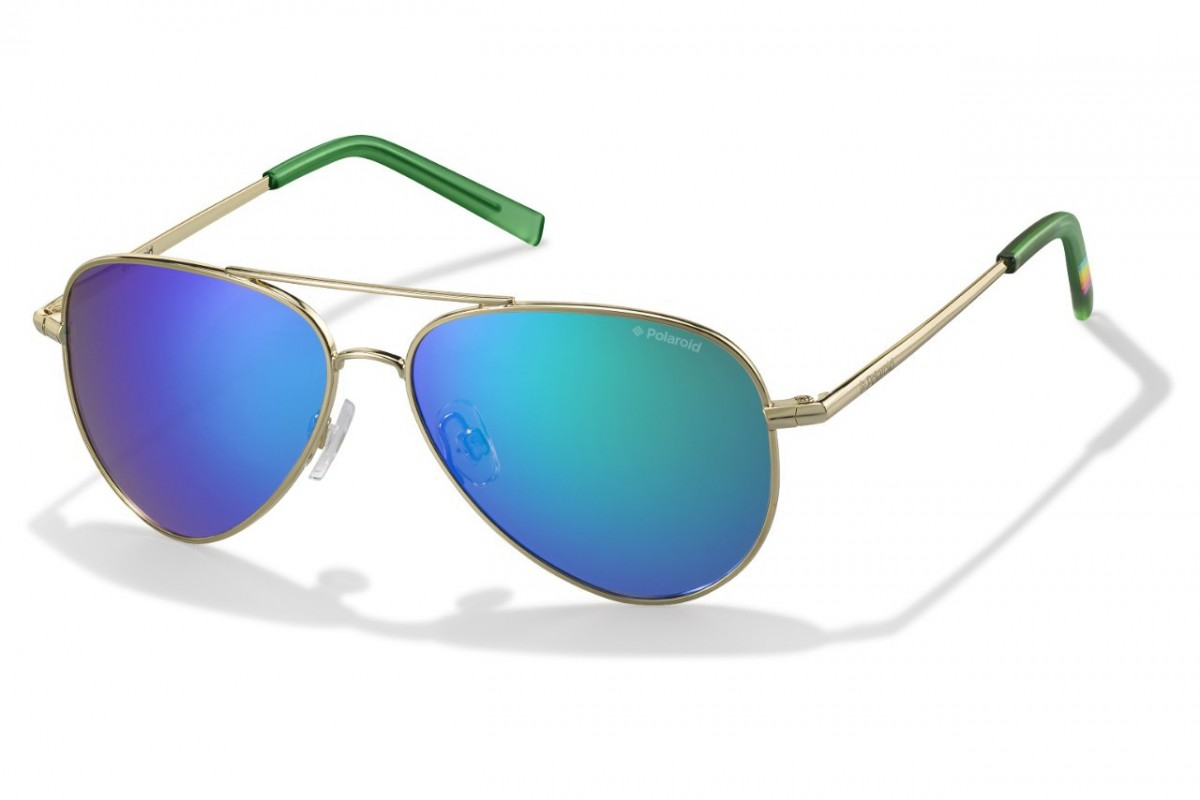 Детские очки Polaroid PLD8015-N-J5G-K7 (PLD8015-N-J5G-52-K7), возраст: 8-12 лет