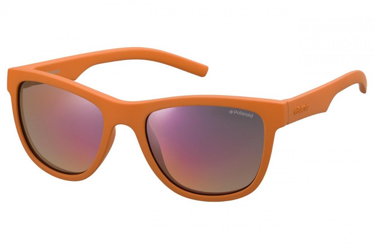 Детские очки Polaroid PLD8018-S-H0A-OZ (PLD8018-S-H0A-47-OZ), возраст: 4-7 лет