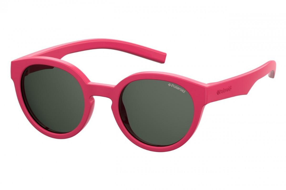 Детские очки Polaroid PLD8019-S-SM-35J-42-M9