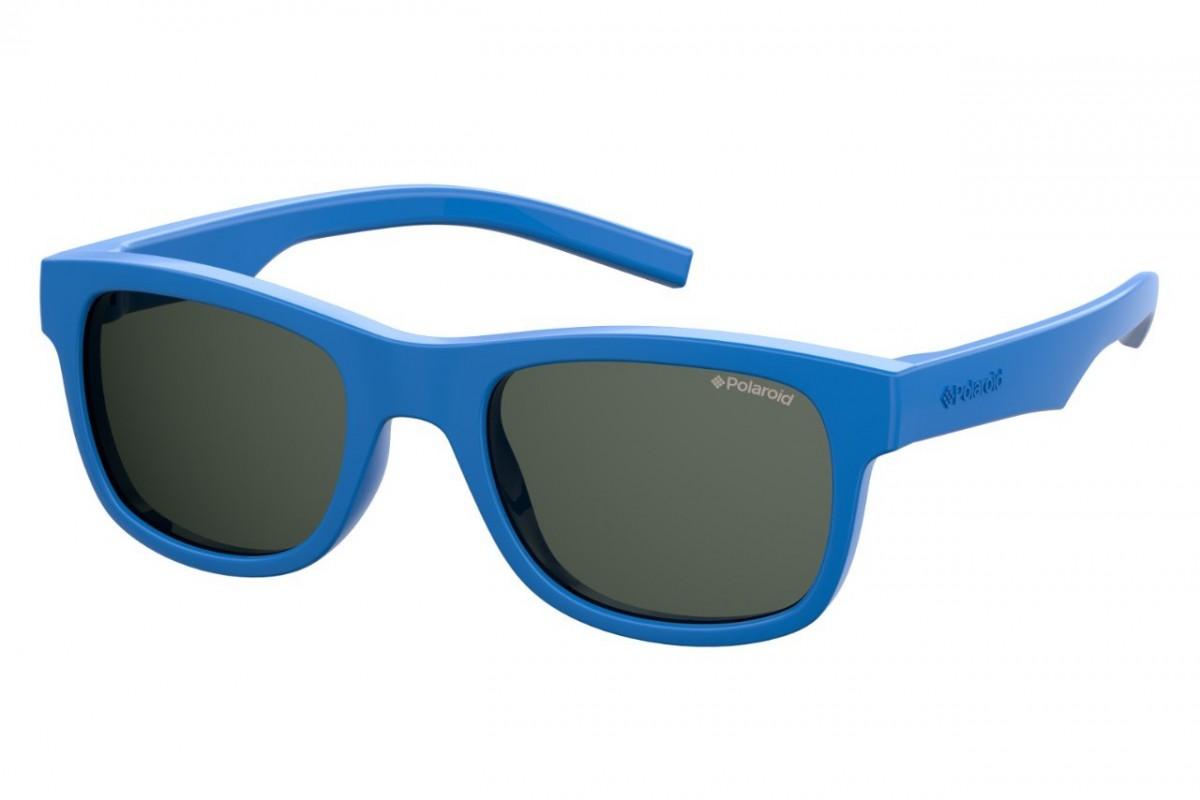 Детские очки Polaroid PLD8020-S-SM-PJP-43-M9
