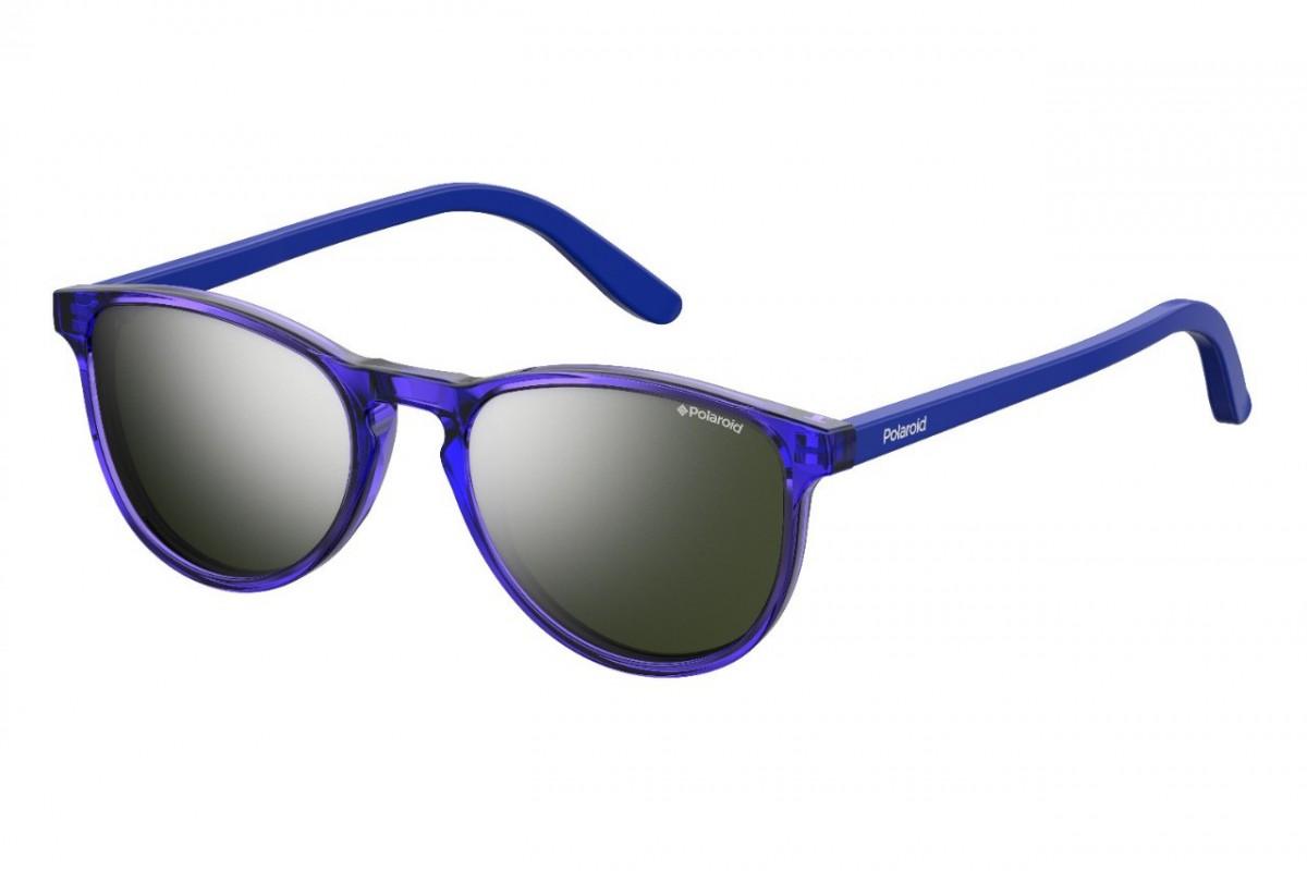 Детские очки Polaroid PLD8028-S-B3V-48-EX