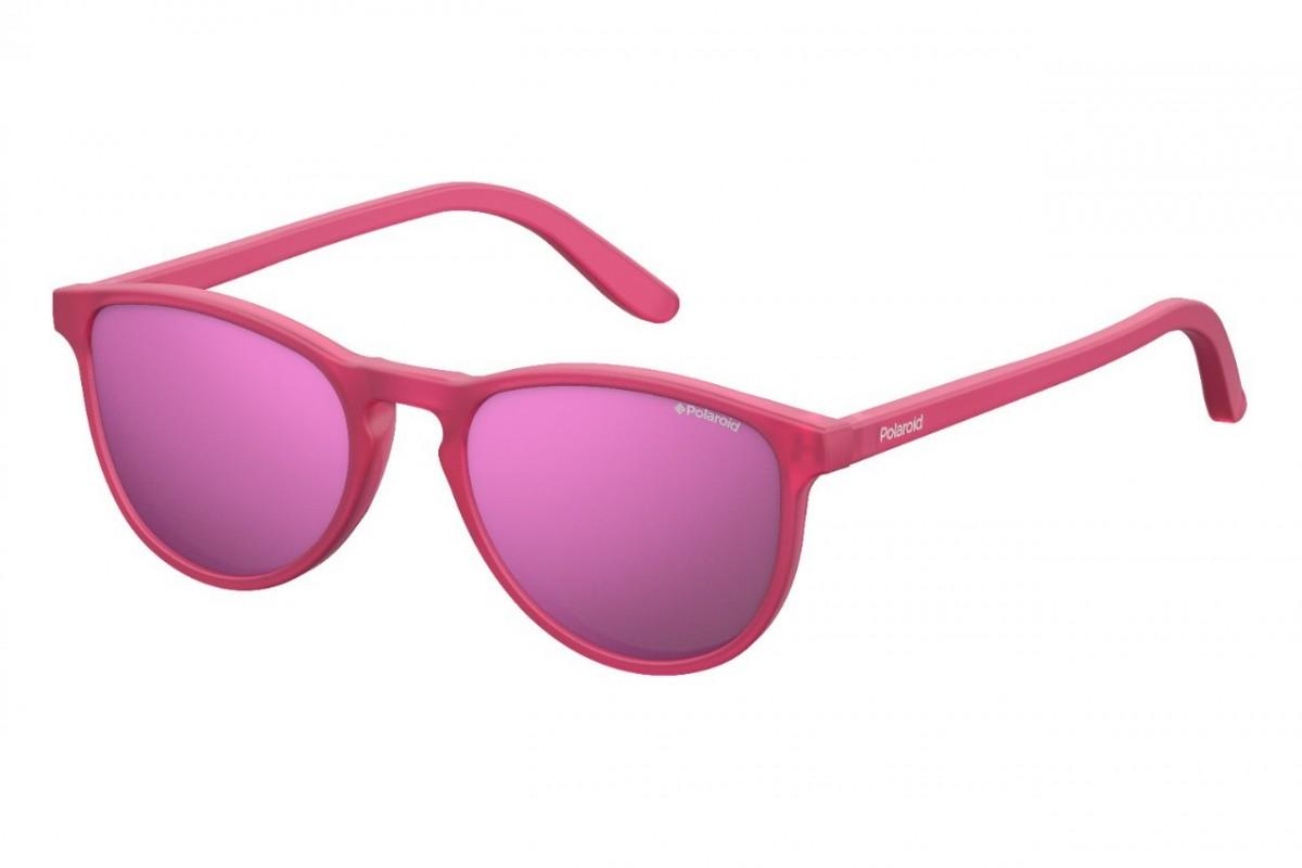 Детские очки Polaroid PLD8028-S-GMY-48-AI, возраст: 4-7 лет