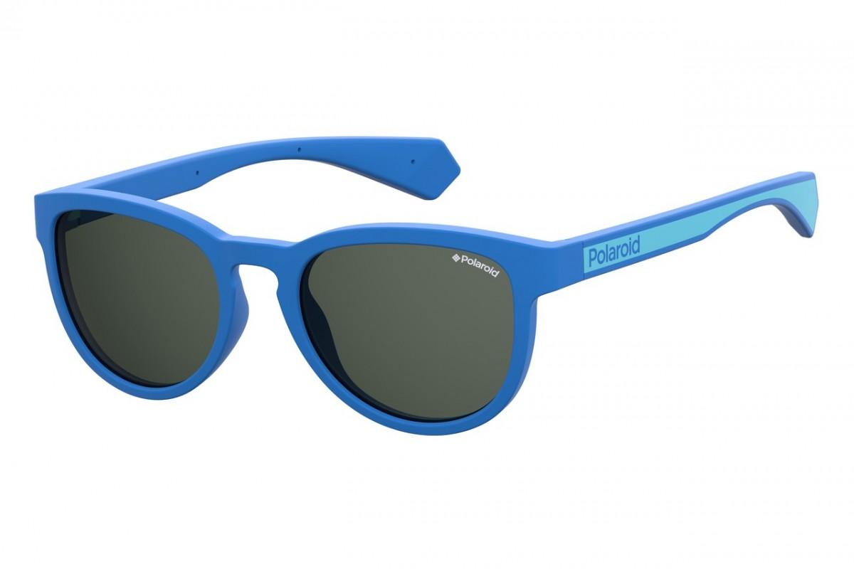 Детские очки Polaroid PLD8030-S-PJP-48-M9