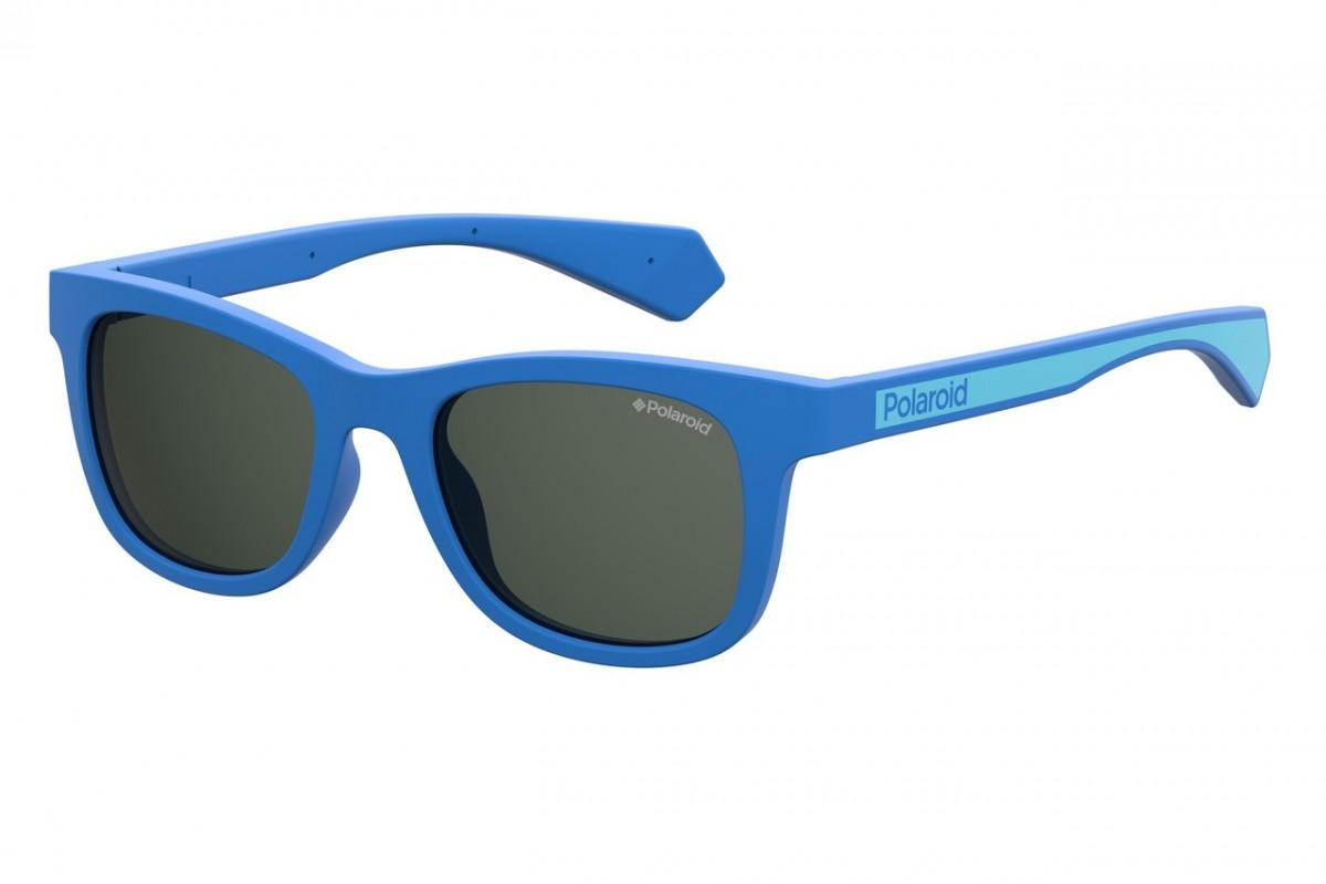 Детские очки Polaroid PLD8031-S-PJP-45-M9